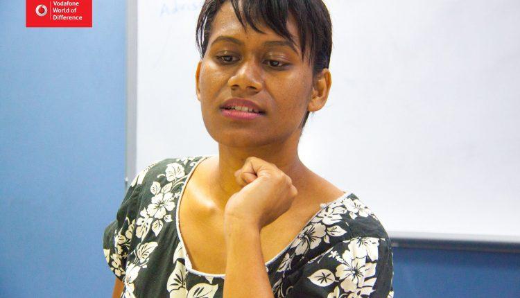 Ms Biutiganedra Baleiokinawa Word of Difference Candidate 2018 – 2019 _ Mental Health Advocate