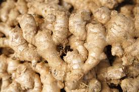 Ginger a lucrative export commodity